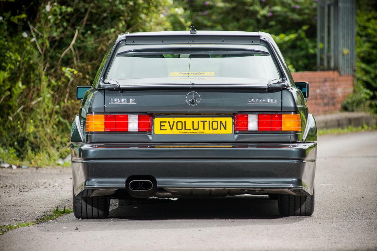Unused mercedes 190e 2 5 16 evolution ii pops up for for Mercedes benz 190e 2 5 16 evolution ii for sale