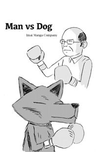 Man vs Dog
