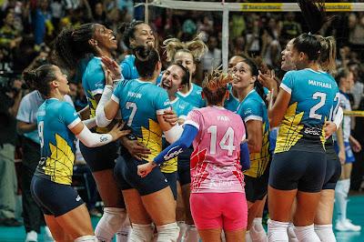 vôlei feminino Bernardinho Rio de Janeiro