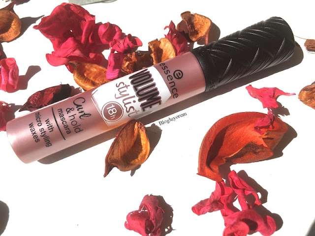 essence volume stylist 18h curl & hold mascara incelemesi