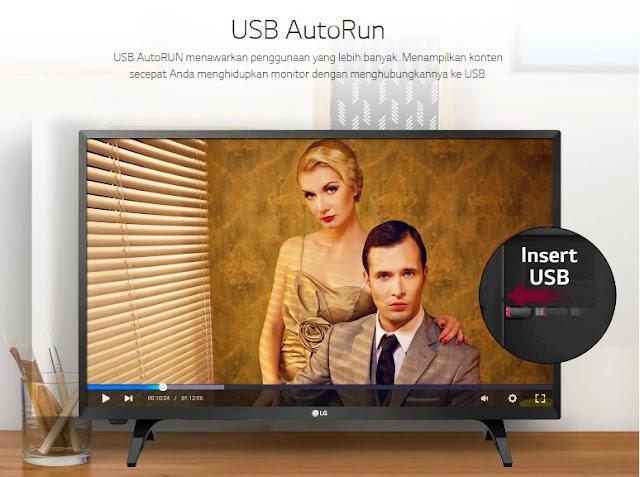 Harga TV LED LG 24TK425A 24 Inch Beserta Review dan Spesifikasi