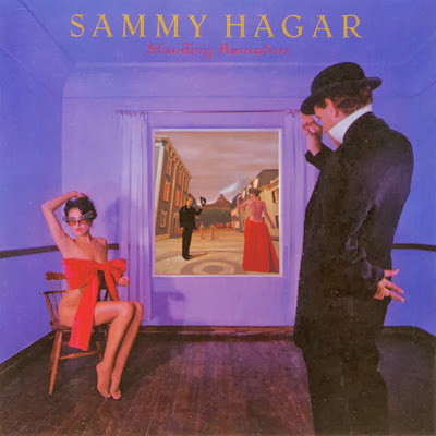 Sammy Hagar Standing Hampton 1981