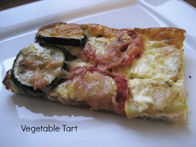 Vegetable-Tart