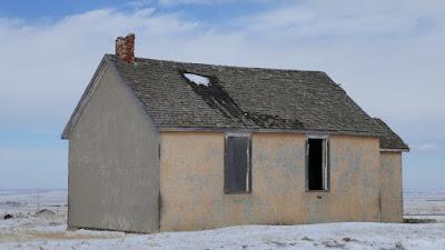 Elkwater, Alberta, abandoned