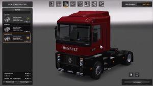 Truck - Renault AE Magnum