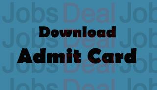 RRB Admit Card 2016