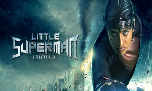 Little Superman 2017 HDRip 300MB Hindi Dubbed 480p Watch Online Full Movie Download bolly4u