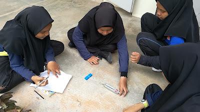 Amalan Pembelajaran Abad ke-21 memupuk kemahiran berkolaboratif murid