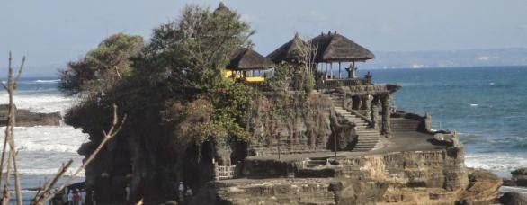 Tanah Lot Bali Hindu Sea Temple - Tabanan, Bali, Holidays, Tours, Attractions, Temple