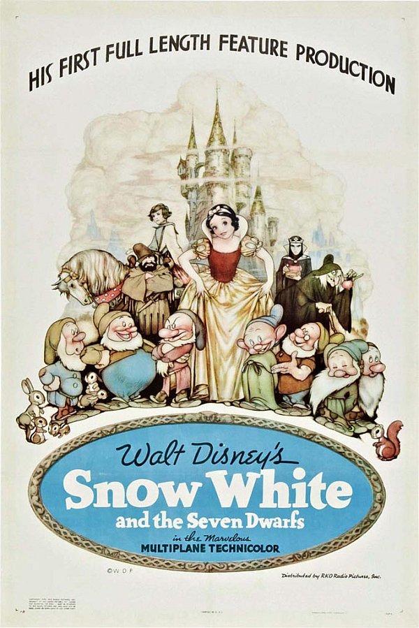 El Tipo De La Brocha Clásicos Disney Blancanieves Y Los Siete Enanitos
