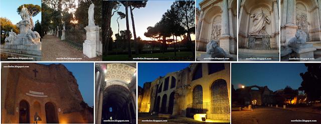 Viaje a Roma: Villa Borghese y otros monumentos