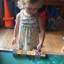teaching toddlers math