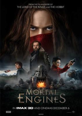 Mortal Engines 2018 Full Hindi Movie Download Dual Audio BRRip 720p