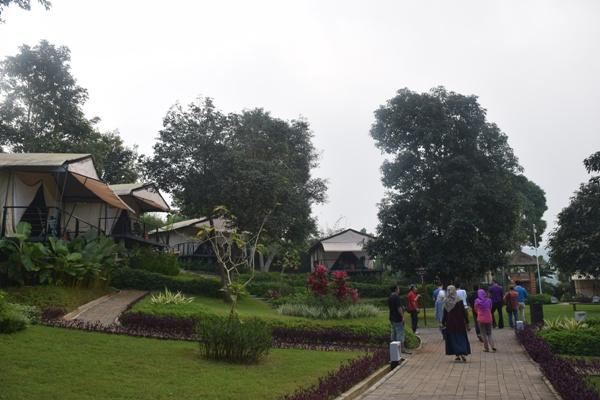 resort nyaman di Bandung
