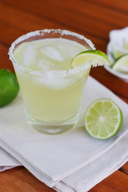 40+ Food & Drink Recipes for Cinco de Mayo Fun - Top Shelf Margarita Image