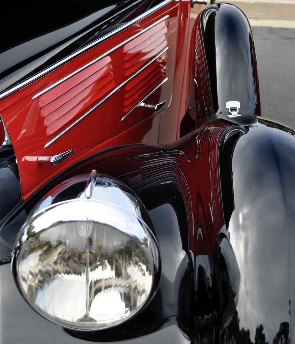 Just A Car Guy: 1939 Bugatti Galibier Type 57c
