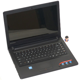 Laptop Lenovo IdeaPad 300-14IBR Second di Malang