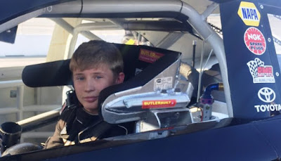 Kraus Named To Drive For BMR In #NASCAR K&N Pro Series