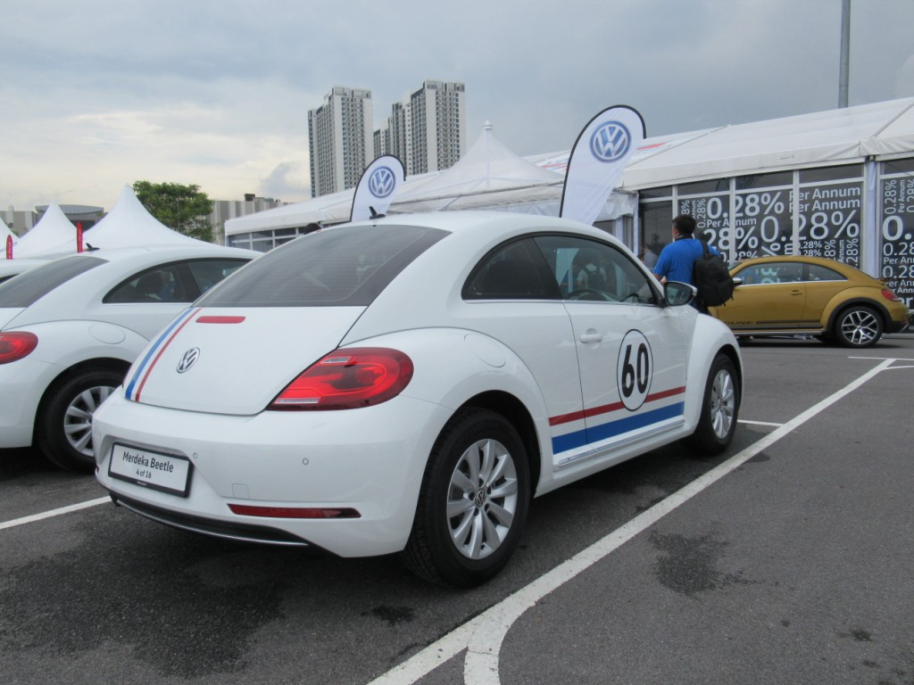 Motoring malaysia special volkswagen beetle 60th merdeka for Wyoming valley motors vw service