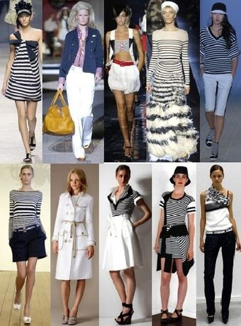 Women Information: Nautical Wear - Fashion Tips for This