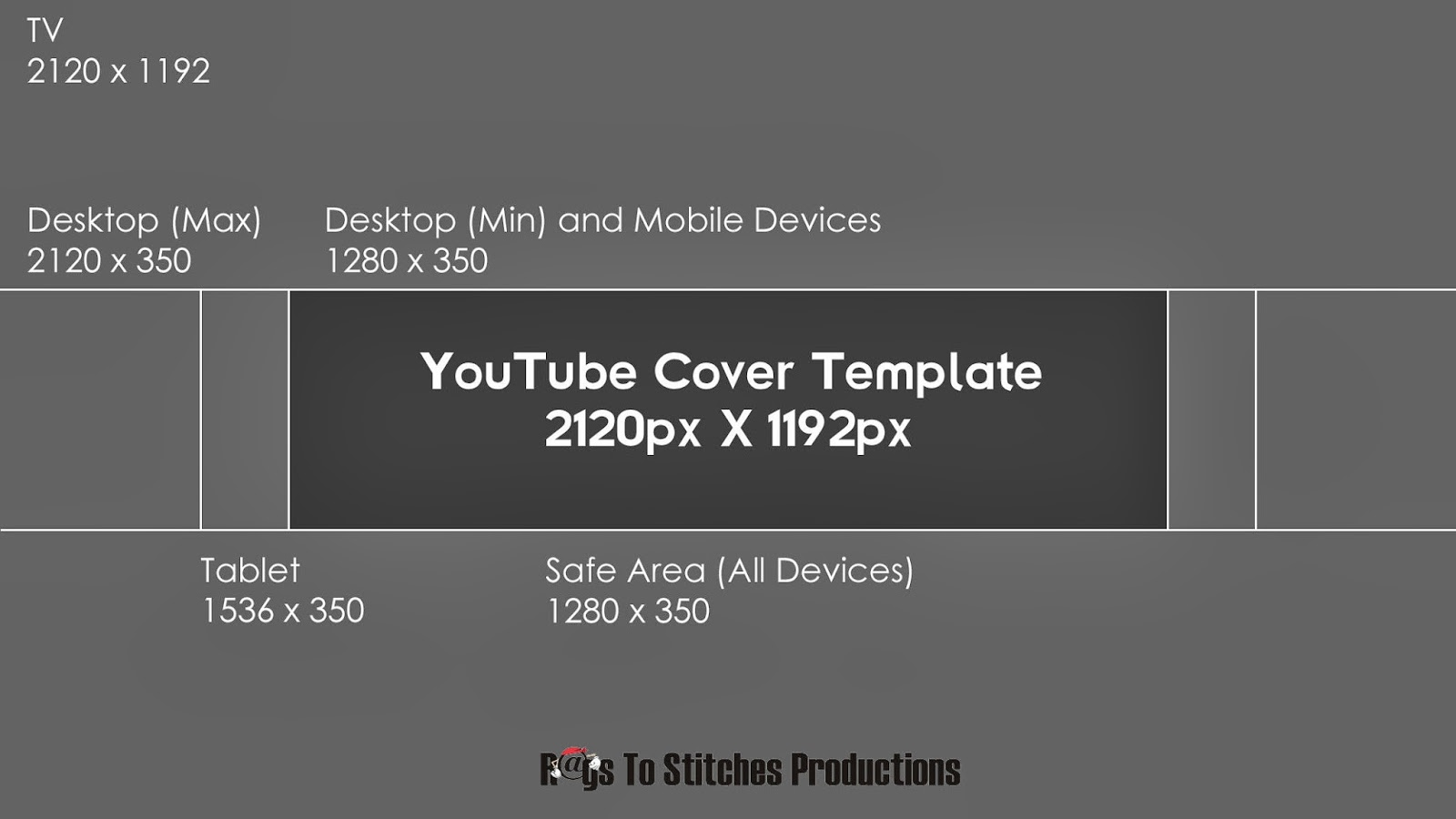 youtube banner template size. Black Bedroom Furniture Sets. Home Design Ideas