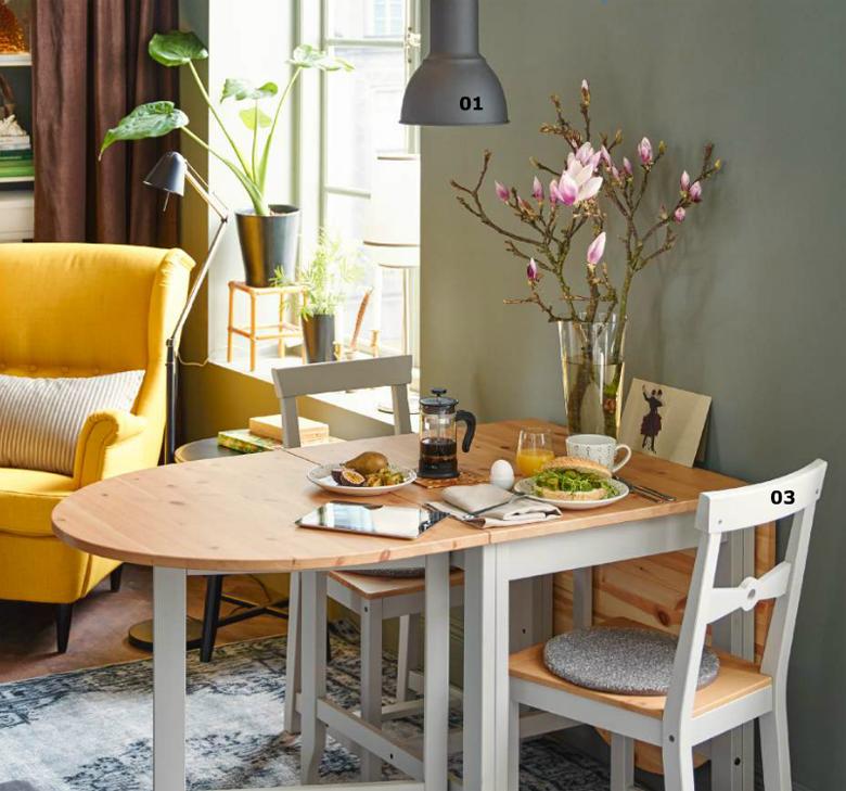 notranja oprema stanovanja ali hi e re itve za majhna stanovanja ali hi e ikea. Black Bedroom Furniture Sets. Home Design Ideas