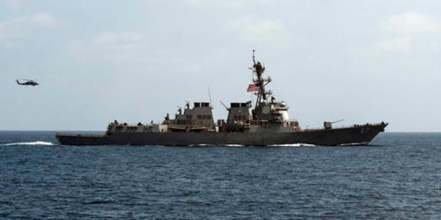 US-launched Tomahawk cruise missiles destroy radar sites on Yemen's Red Sea Coast