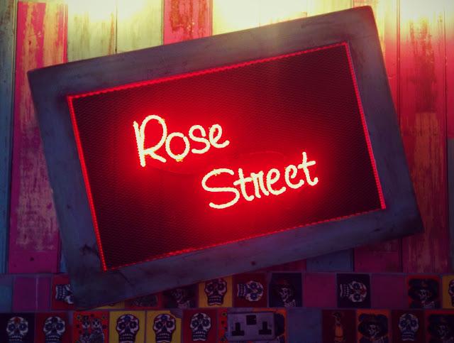 Muchacho Rose Street Aberdeen