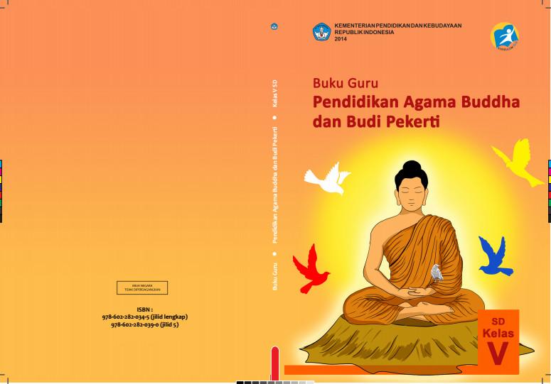 Kurikulum 2013 Baru Download Gratis Buku Guru Pendidikan Agama Budha Dan Budi Pekerti Kelas 5