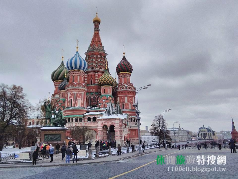 [俄羅斯/莫斯科] 世界文化遺產之一:克里姆林宮Moscow Kremlin與紅場Red Square