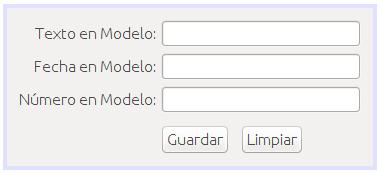 SwingUtils - Sincronizar datos de un JTextField con el Controlador (Java Swing) - Formulario