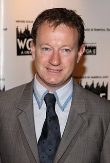 Simon Beaufoy. Director of Slumdog Millionaire