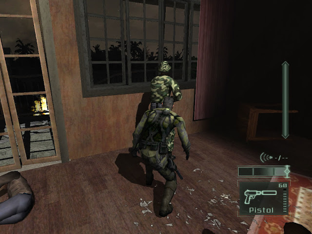Tom Clancys Splinter Cell Pandora Tomorrow PC Full Version Screenshot 1