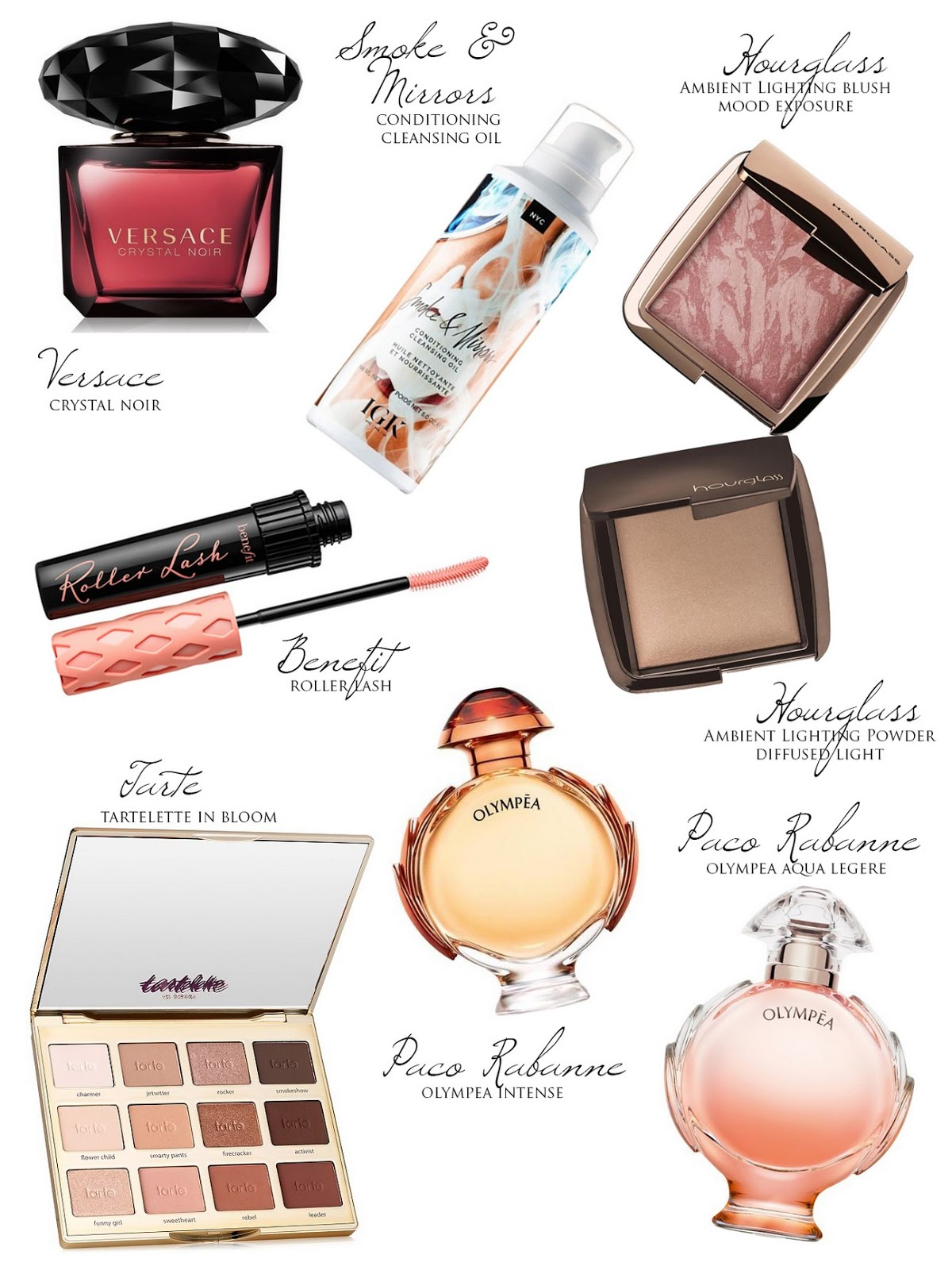 Makeup Wishlist TAG