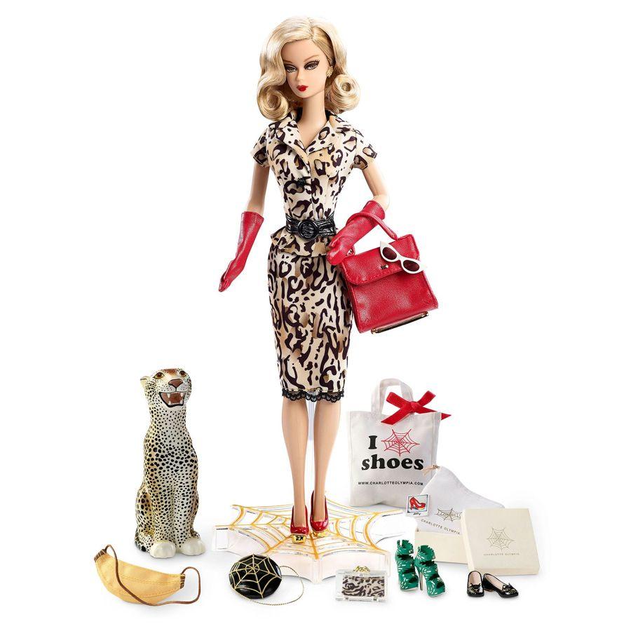 Charlotte Olympia & Barbie doll www.legalmenteentaco12.com