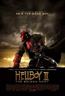 Hellboy II: The Golden Army (2008) Hindi Dual Audio BluRay | 720p | 480p