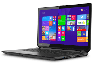Toshiba Satellite C55T - Touch Screen