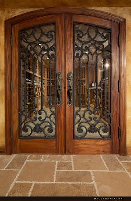 Pintu ganda
