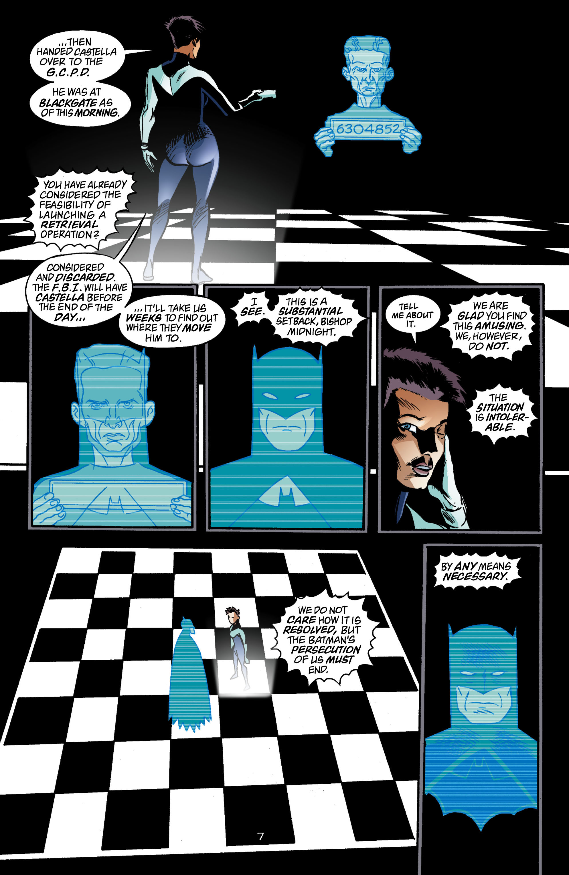 Detective Comics (1937) 775 Page 7