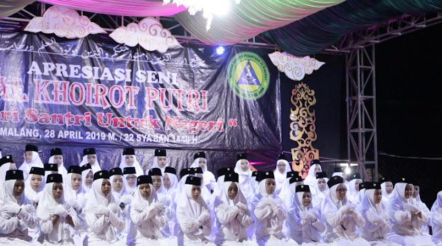 Biaya Madrasah Diniyah Al-Khoirot 2019-2020
