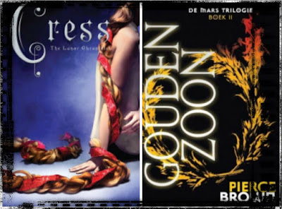 Marissa Meyer, Pierce Brown, Blossom Books, LS