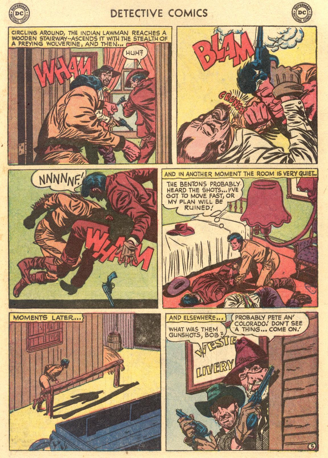 Read online Detective Comics (1937) comic -  Issue #194 - 39