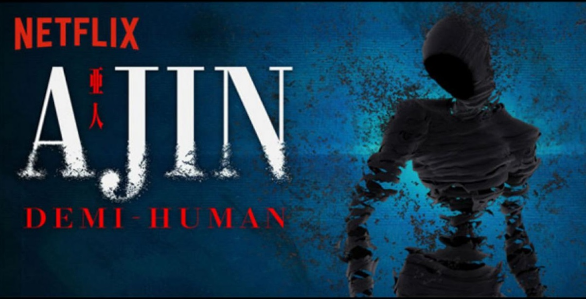 Ajin: Semihumano Temporada 01 Audio Latino