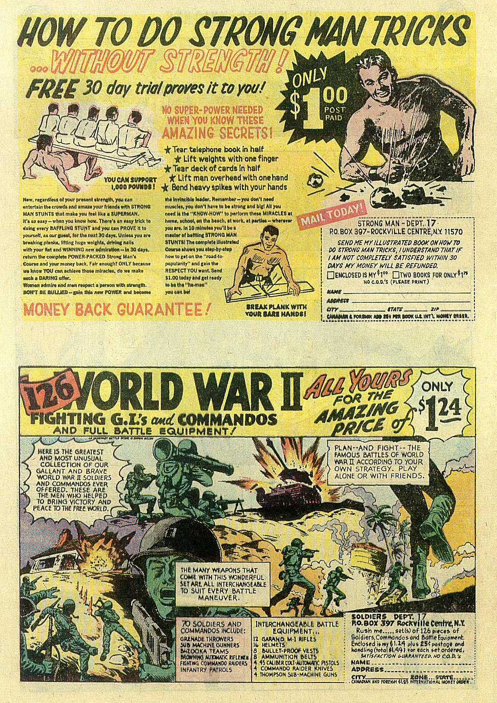 Strange Adventures (1950) issue 222 - Page 28