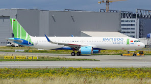 1st A321ACF for Bamboo