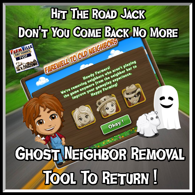 Ghost Neighbor Removal Returns