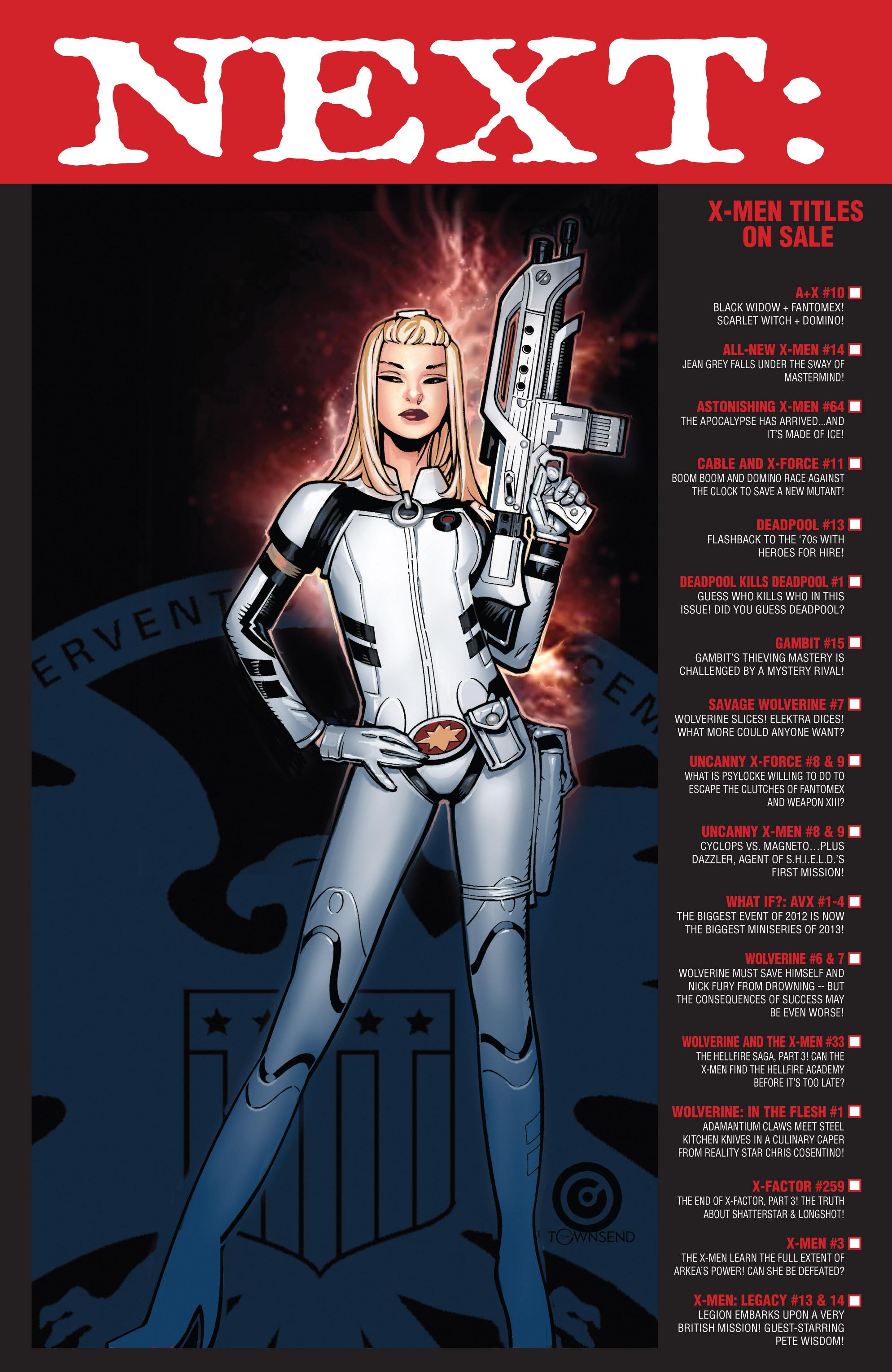 Read online Uncanny X-Men (2013) comic -  Issue # _TPB 2 - Broken - 60