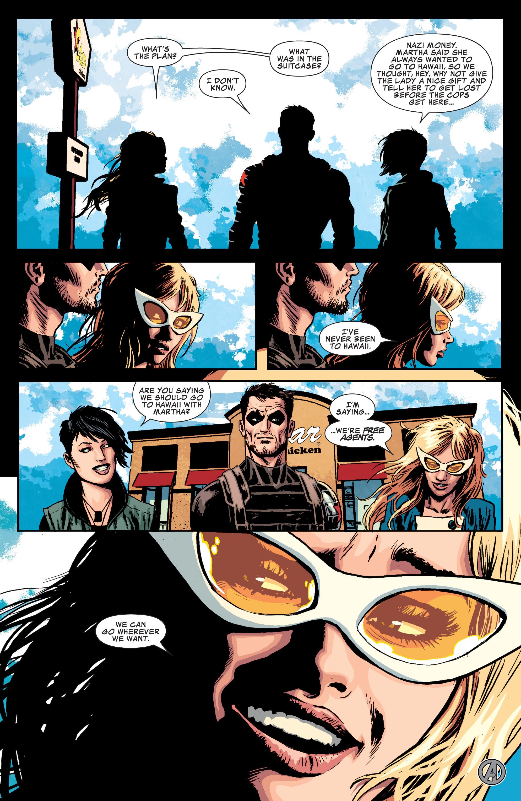 Read online Secret Avengers (2014) comic -  Issue #16 - 22