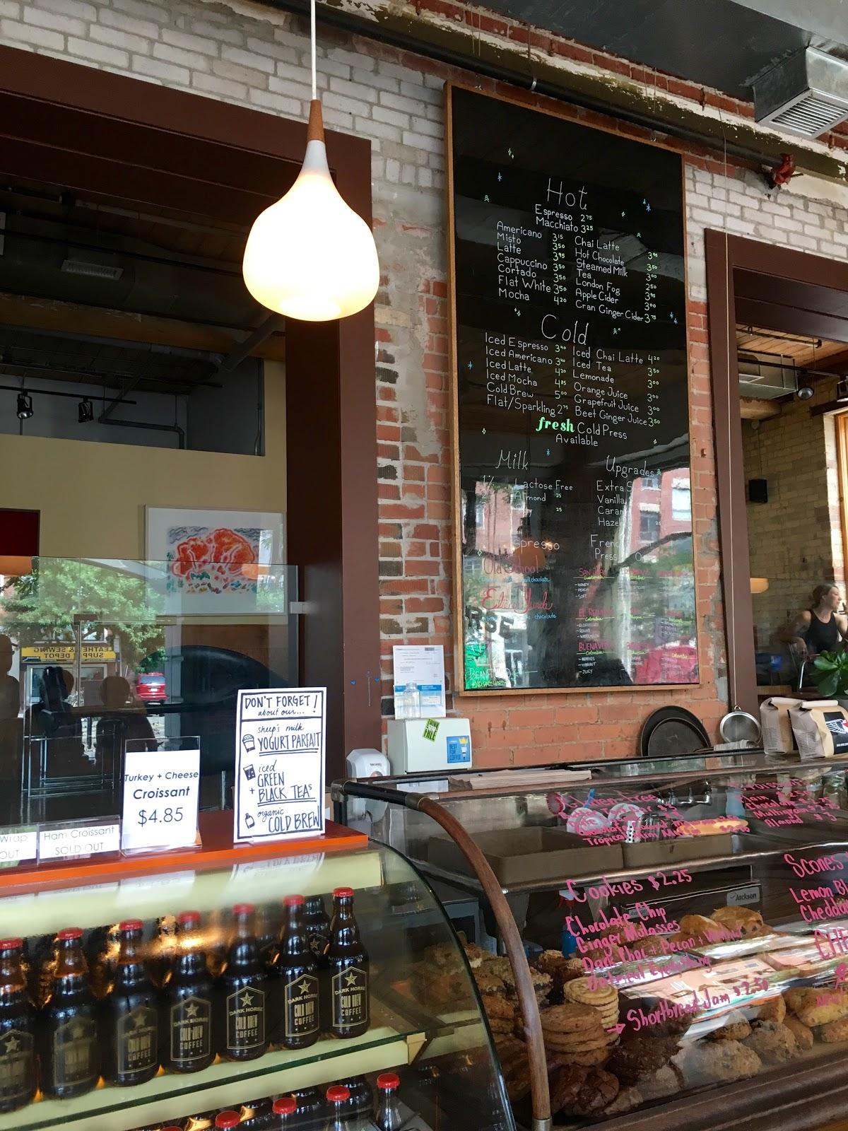 Toronto Dark Horse Espresso Bar | Akinokiki