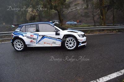 Test/Verificaciones ERC 40 Rallye Islas Canarias